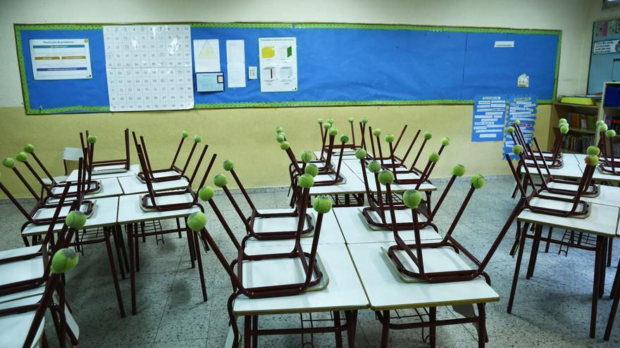 """Una sentencia anula las ratios en tres cursos de Educación Primaria el pasado curso escolar por """"contradecir"""" normativa estatal"""