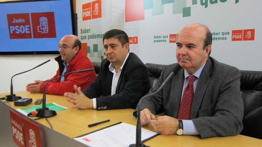 """Zarrías cree que Rajoy tiene """"la espada de Damocles"""" en el escándalo de los presuntos sobresueldos en negro de Bárcenas"""