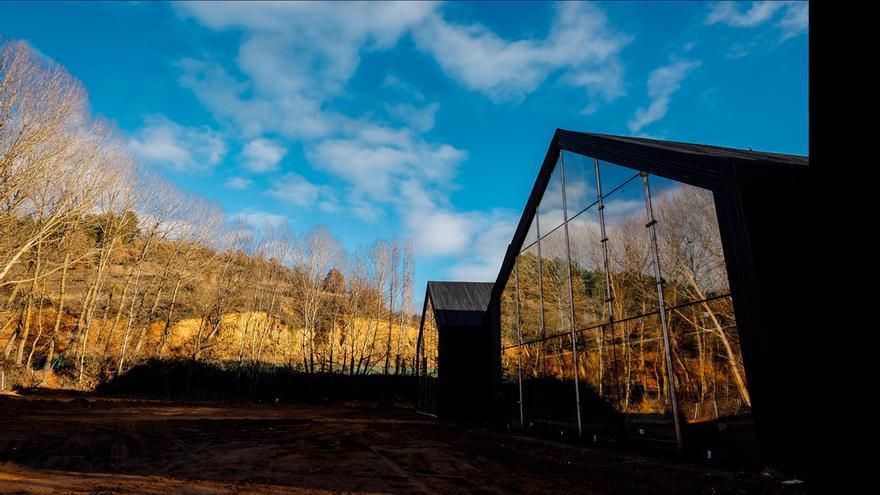 La nueva sede de la Fundación Cerezales