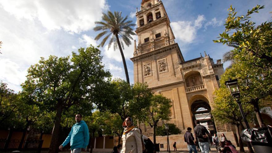 Torre de la Mezquita Catedral de Córdoba   MADERO CUBERO