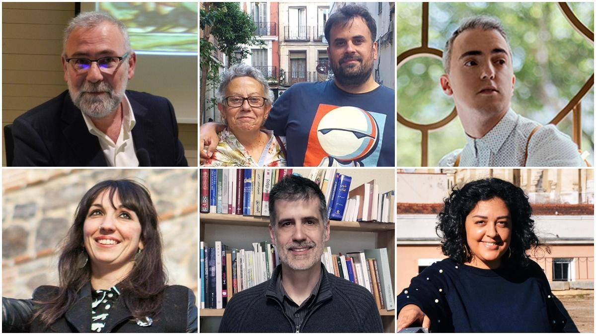 Autores de contenidos sobre la ciudad de Madrid
