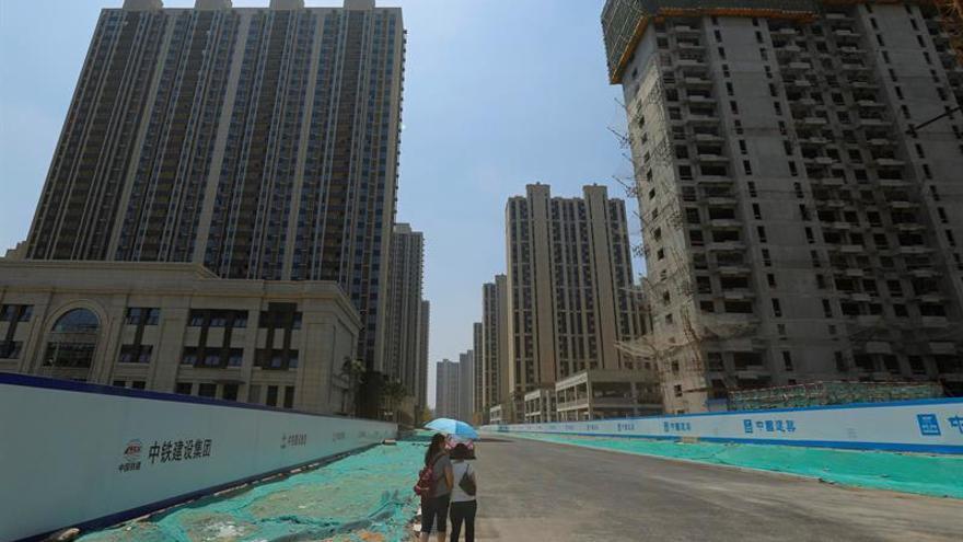 El mercado inmobiliario chino continúa su tendencia a la baja en junio
