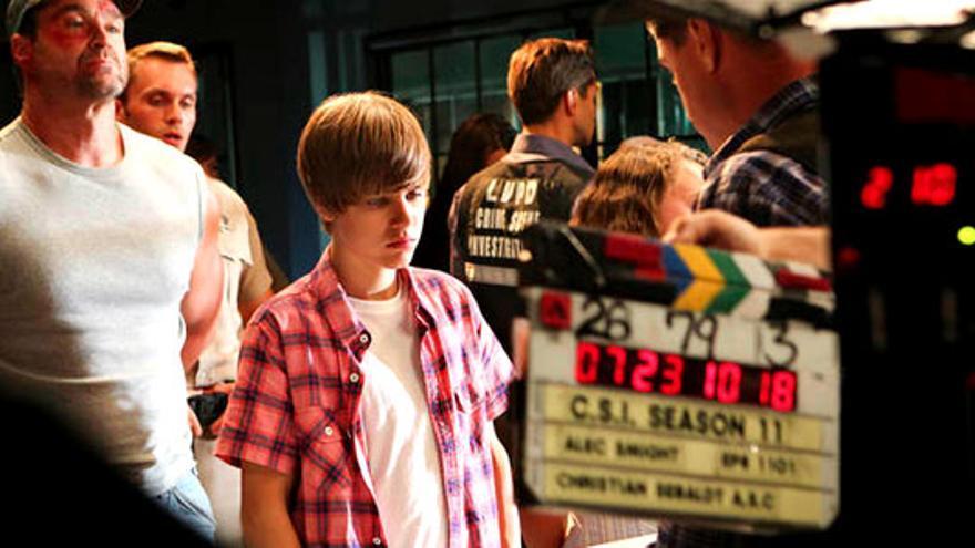 'CSI: Las Vegas' vuelve el jueves a Telecinco con el cameo de Justin Bieber