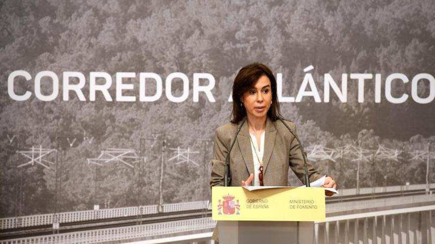 """Adif asegura que este año es """"crítico"""" para finalizar el AVE a Galicia"""