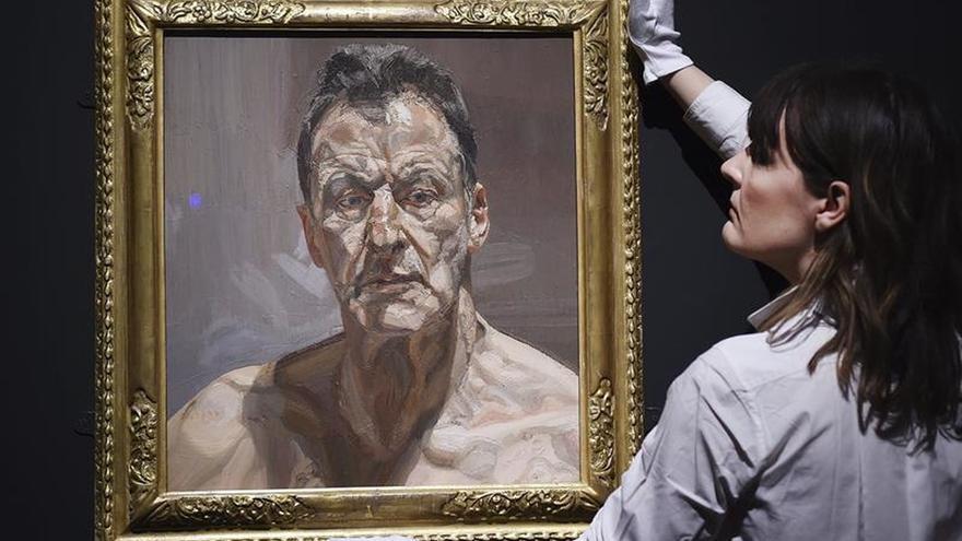 Expertos atribuyen a Lucian Freud una obra cuya autoría él negó en vida
