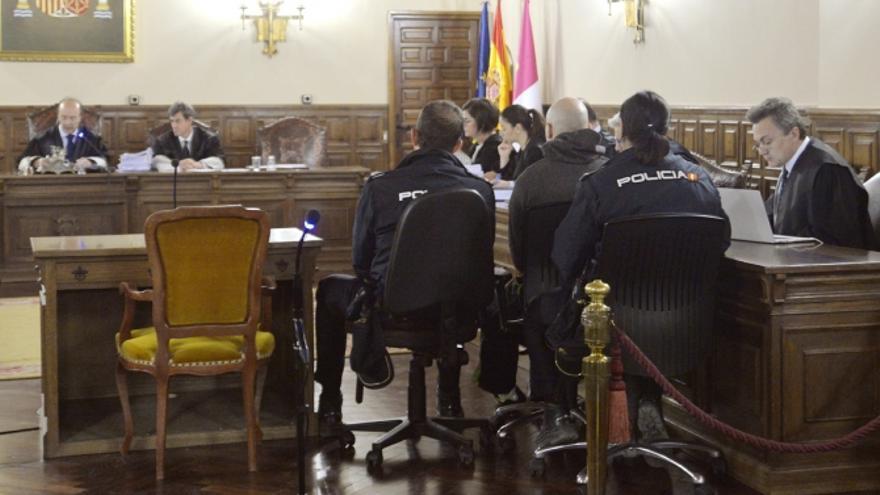 Juicio a Sergio Morate por el doble crimen de Cuenca / Saúl García