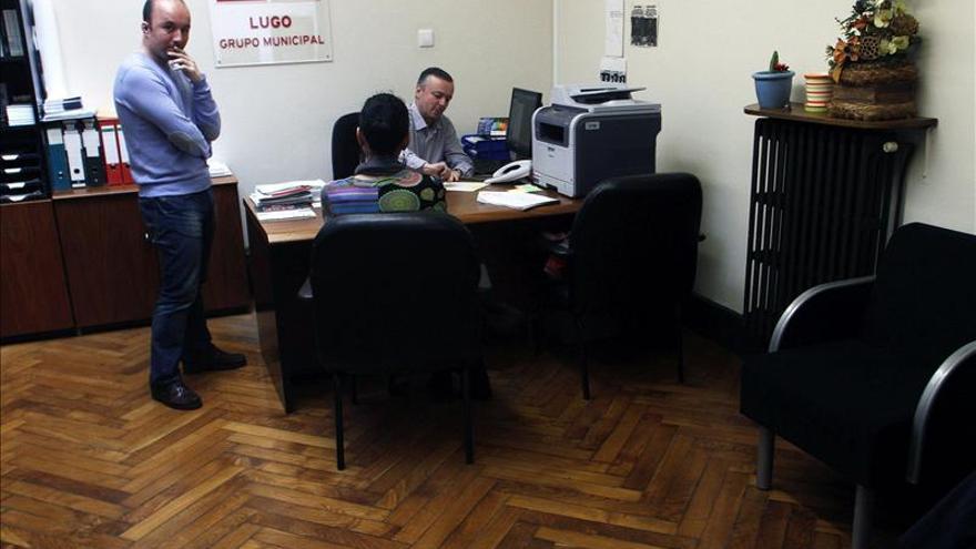 Vigilancia Aduanera regresa al Ayuntamiento de Lugo para recabar información