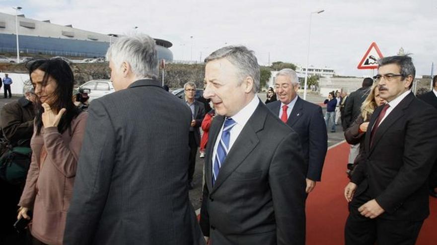 De la visita de José Blanco a Taliarte #6