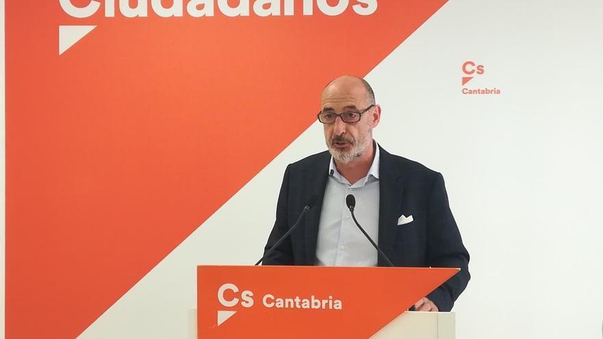 """Cs Cantabria no celebrará primarias y su lista solo tendrá """"modificaciones puntuales"""""""