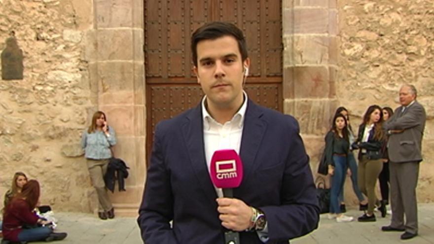 David Centellas, periodista de CMMedia