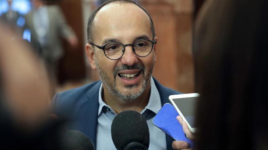 PDeCAT responde a Rajoy que el mal mayor es impedir un referéndum pactado