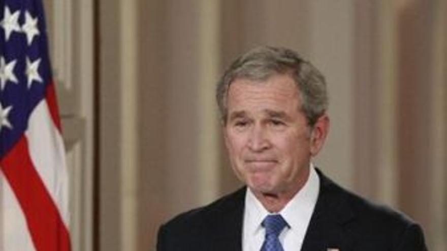 George W. Bush. (EUROPA PRESS)