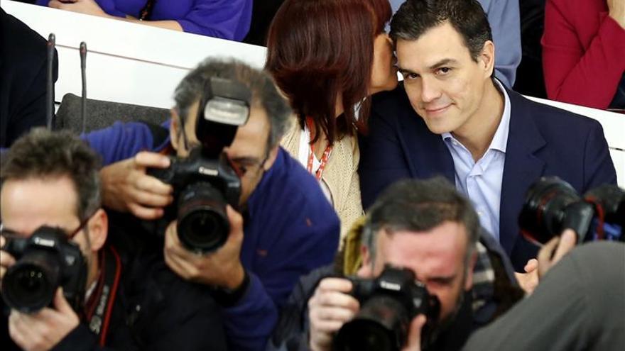 """Pedro Sánchez dice que convocará el congreso del PSOE """"cuando lo crea conveniente"""""""