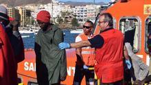Shalif, el fallecido de la patera que llegó a Gran Canaria en la cabalgata de Reyes, murió de sed y será enterrado con nombre y apellido