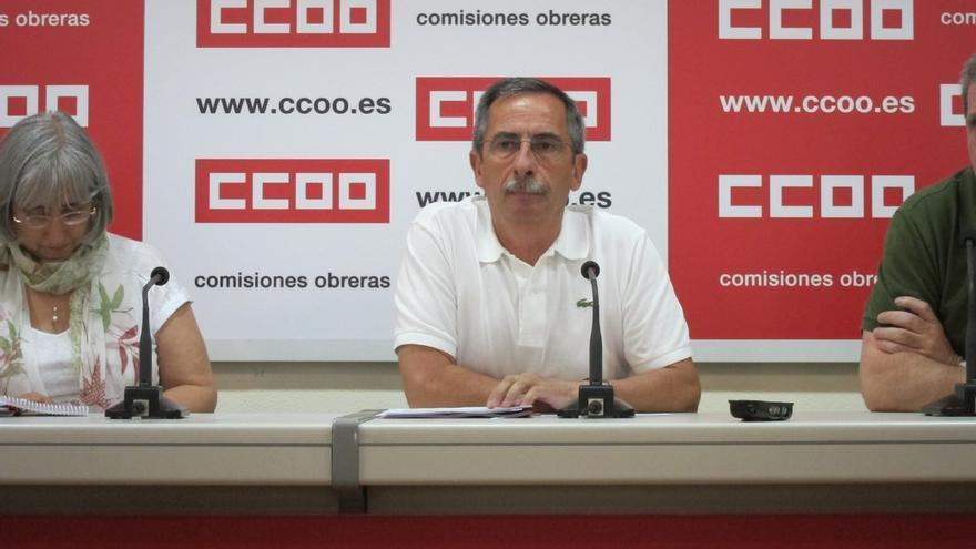 """CCOO cree que """"la saca"""" del Gobierno a la hucha de las pensiones """"se tiene que corregir"""""""