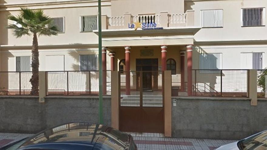 Actual colegio de La Salle en Las Palmas de Gran Canaria
