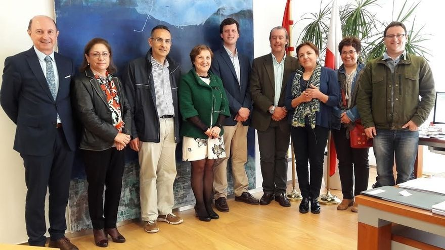 Dos profesionales sanitarios de Portugal y Grecia participan en el programa de intercambio Hope 2017