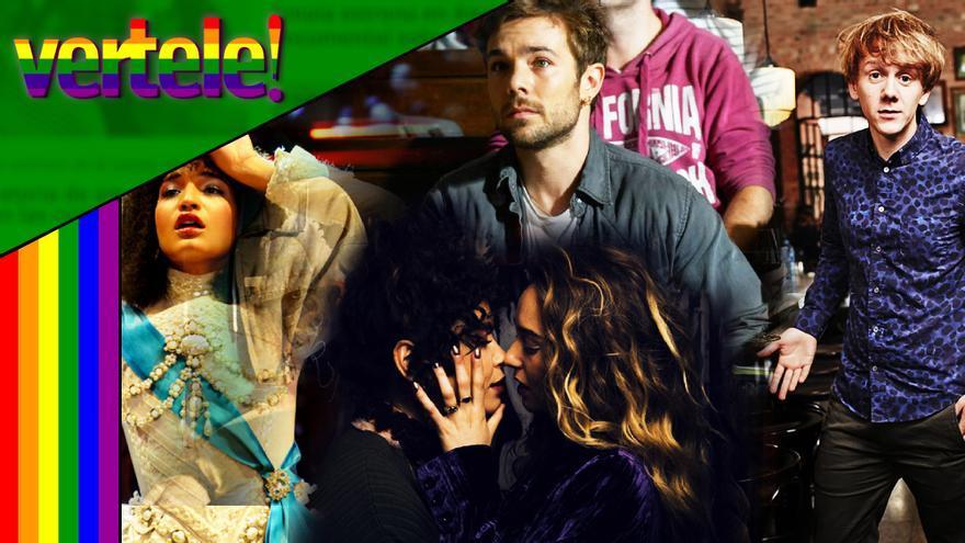 Vertele en el Orgullo: Series LGTBI