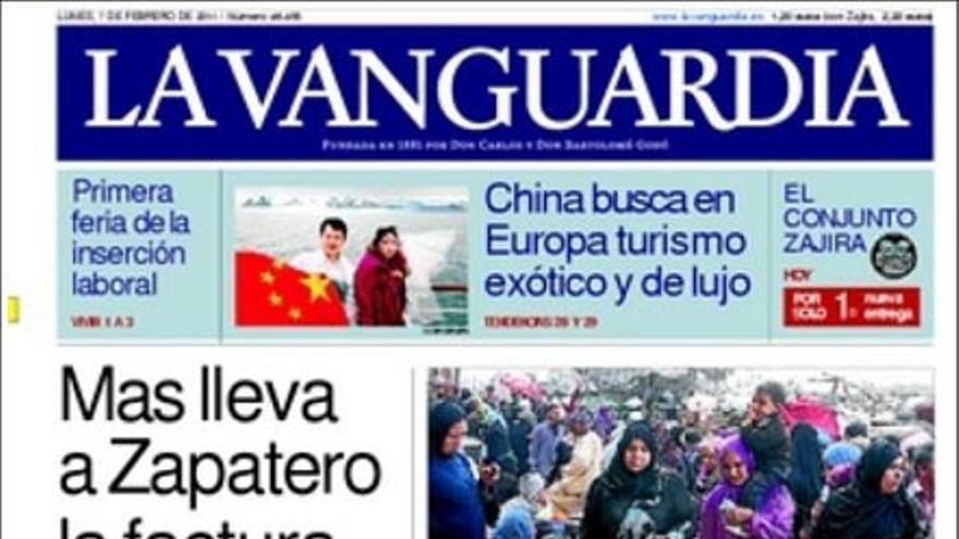 De las portadas del día (07/02/2011) #9