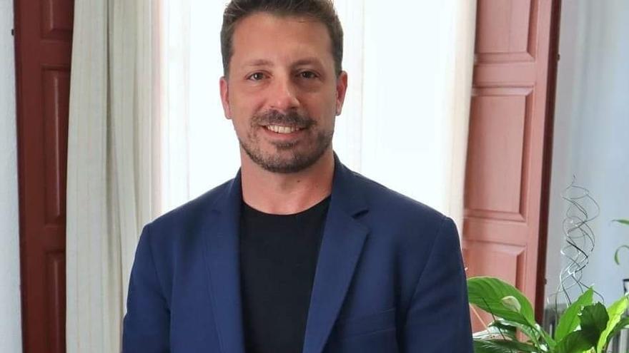 Vicent Muñoz, alcalde de la Font de la Figuera por Compromís