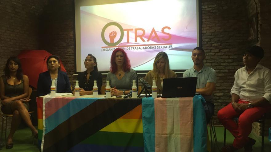 Presentación oficial de OTRAS.