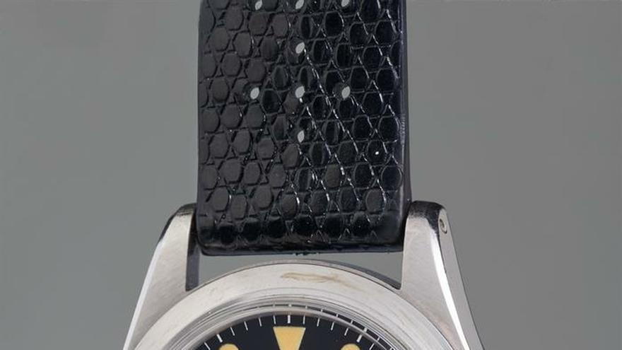 """El reloj de Marlon Brando usado en """"Apocalypsis Now"""", vendido por 1,9 millones"""