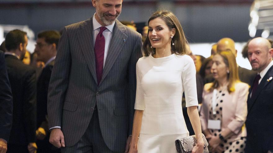 La Casa Real ejecutó el año pasado el 88% del presupuesto anual al gastar menos en viajes, protocolo y representación