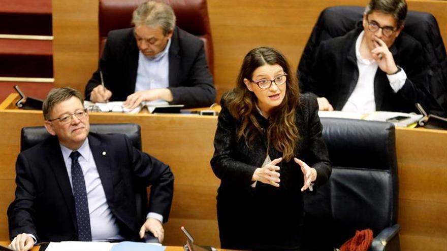 Oltra: Si Camps quiere tanto al pueblo valenciano debería dimitir