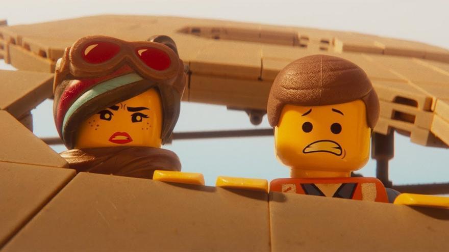 Fotograma de 'La LEGO película 2'