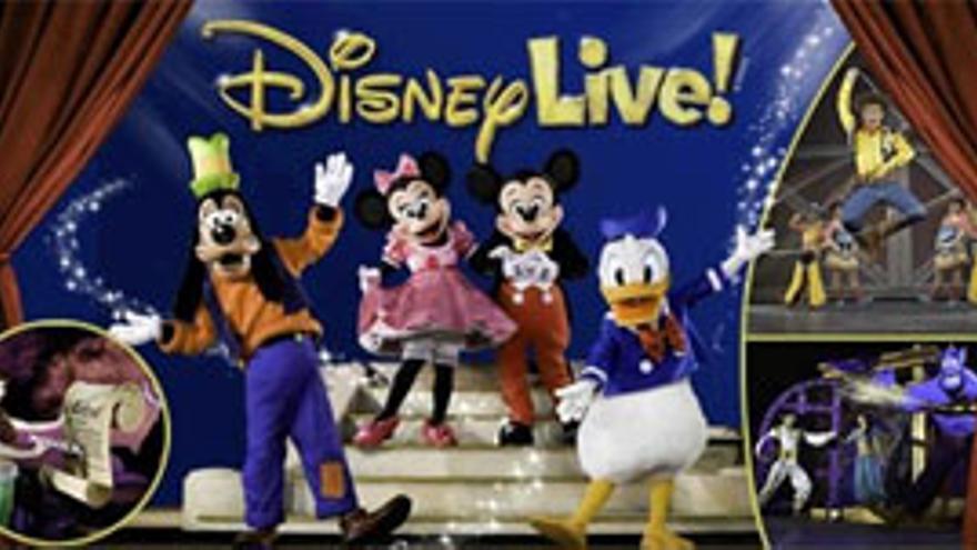 Disney inicia en Gran Canaria su gira más moderna y musical