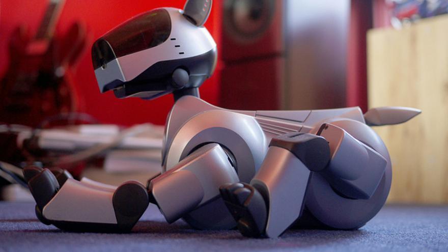Sony acaba de revivir a Aibo, su mascota robótica