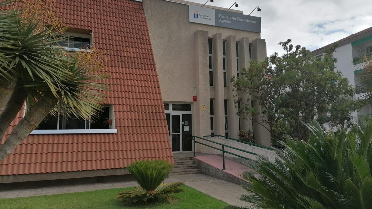 Escuela de Capacitación Agrícola de Los Llanos de Aridane.