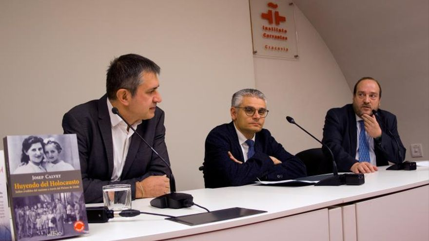 Exposición en Cracovia recuerda judíos que huyeron del Holocausto hacia España