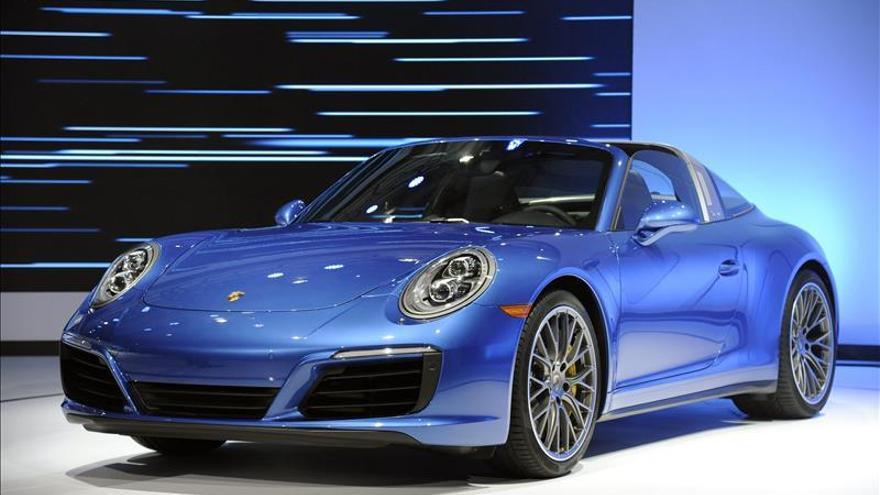 Porsche vende 209.894 vehículos hasta noviembre, un 24 % más, nuevo récord