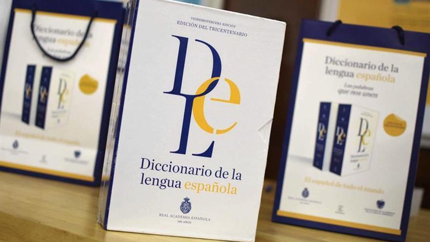 Las consultas al diccionario de la RAE son ya 70 millones al mes