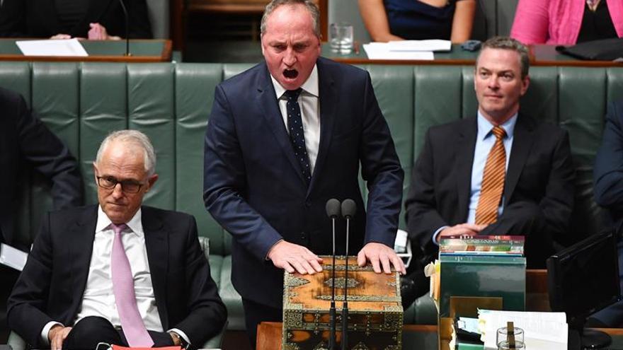 Un escándalo sexual abre una crisis en la coalición gobernante en Australia