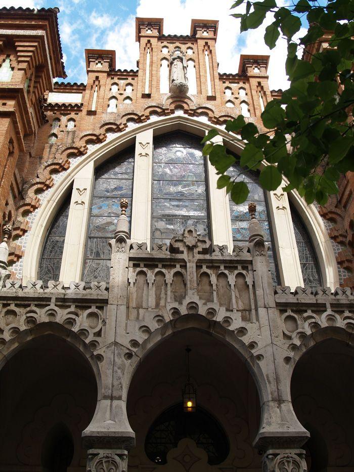 Fachada de la Iglesia de la Buena Dicha | CARLOS OSORIO