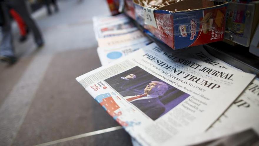 New York Times y Wall Street Journal, premios Pulitzer por su cobertura de Trump