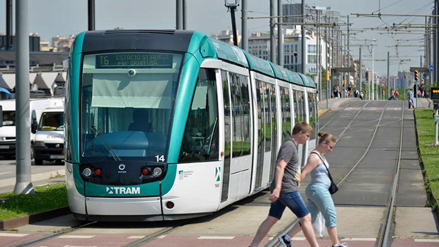 El Tram de Barcelona