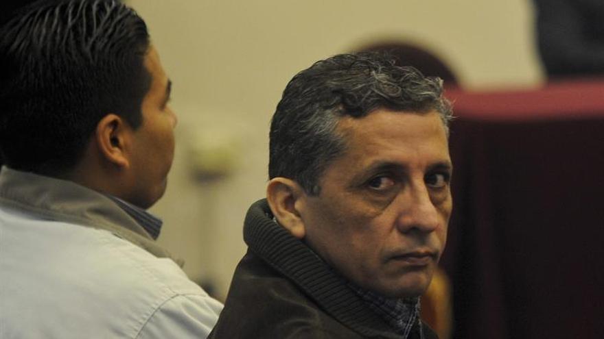 Hermano del presidente Humala cumplirá su condena tras el rechazo del hábeas corpus