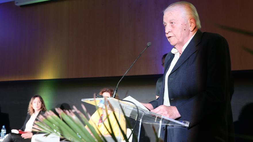 José A. Alemán en el Foro de Periodismo de Gran Canaria