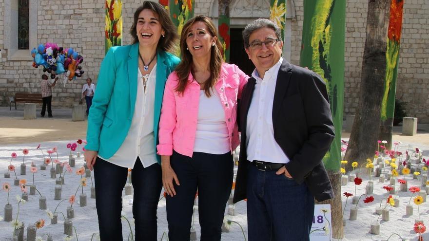 """Camacho (PP) apela al voto """"responsable en positivo y constructivo"""""""