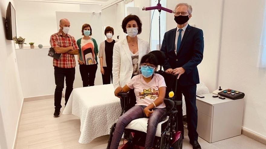 Álava Dispone De Un Simulador De Vivienda Adaptada Para Asesorar A Las Personas Con Discapacidad