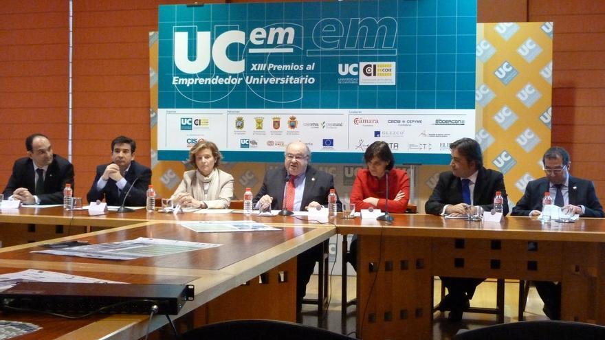 """Los Premios al Emprendedor Universitario contribuyen a """"extender la cultura emprendedora"""""""