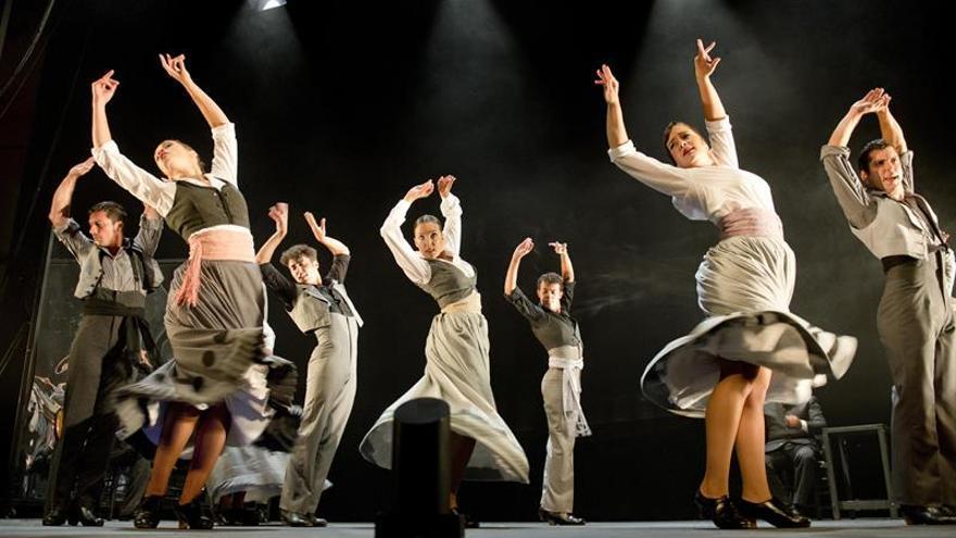Ballet Flamenco de Andalucía retrotrae La Unión a un café cantante del s.XIX