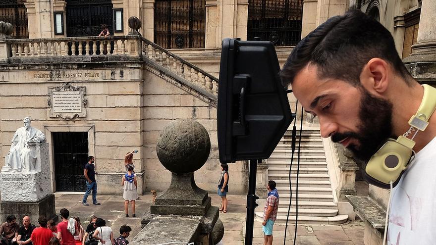 'JardínMASonoro' propone pasar del ambiente musical interno al externo.