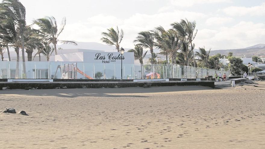 Hotel Las Costas en Puerto del Carmen, Lanzarote. (Diario de Lanzarote).