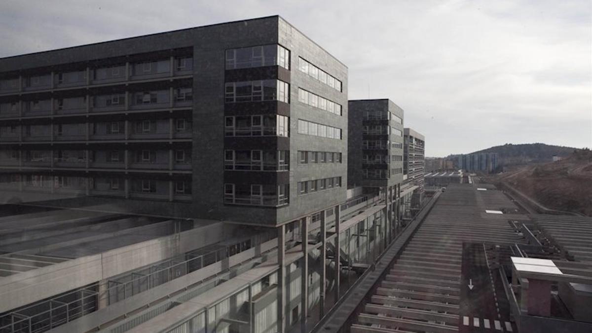 Hospital de Burgos.