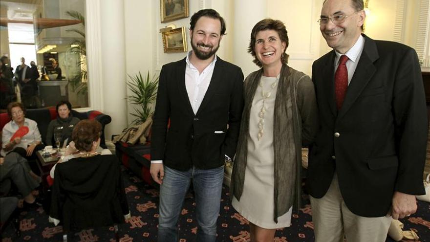 Vidal Quadras y Abascal critican el proceso de sucesión de Basagoiti