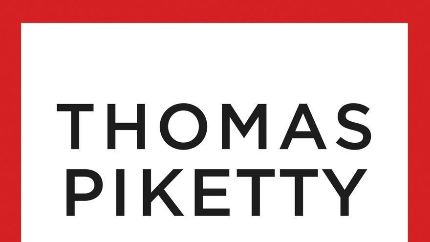 Portada del libro 'Capital e ideología', de Thomas Piketty.